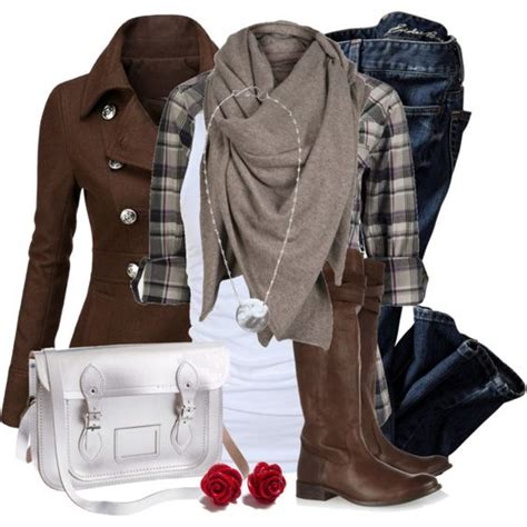 Womanu0026#39;s Need Online  Casual Warm Winter Combinations For Women