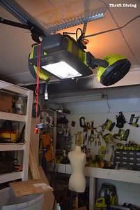 How To Install A Ryobi Garage Door Opener