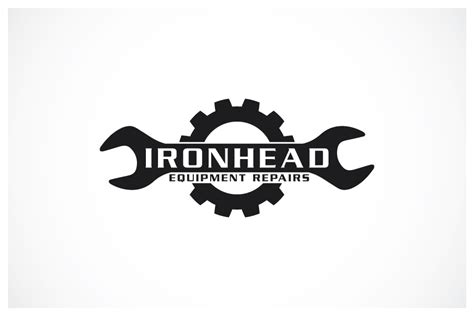 32 Professional Logo Designs For Ironhead Equipment