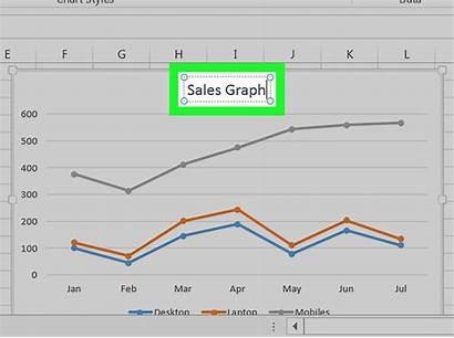 Excel Graph Line Grafico Microsoft Linee Step