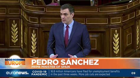 Coronavirus: Spain sees 'slight improvement' in numbers as ...