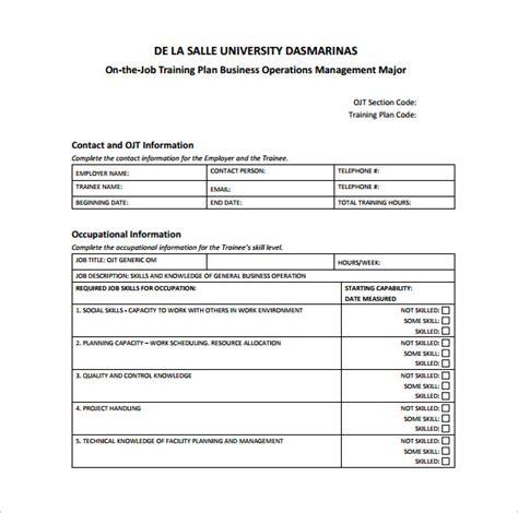 workout plan template pdf plan template cyberuse