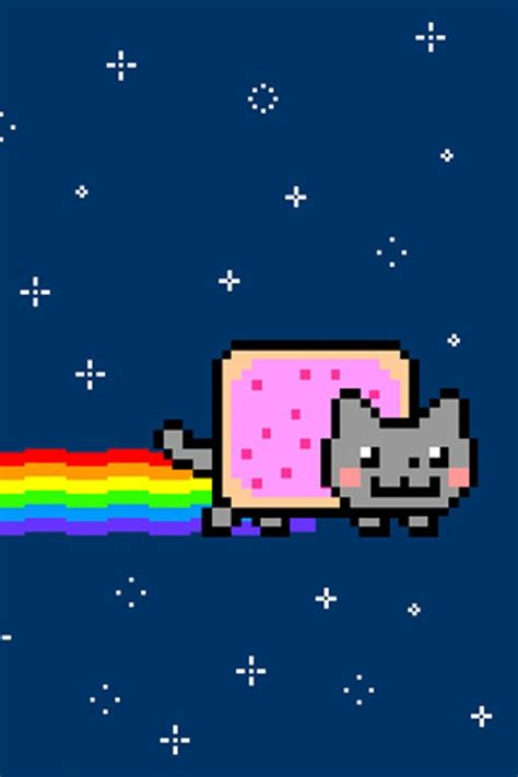 Nyan Cat Wallpaper Animated - nyan cat iphone background iphone backgrounds