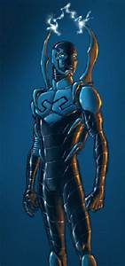Young Justice Blue Beetle Scarab | www.imgkid.com - The ...
