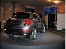 Sondaggio colori Fiat 500X