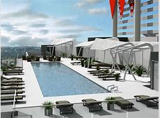 First Look at W Hollywood Hotel & Residences Pursuitist