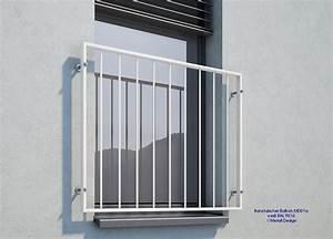 franzosischer balkon md01ap weiss pulverbeschichtet With französischer balkon mit großer sonnenschirm wasserdicht