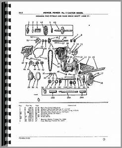 John Deere Sickle Mower Parts Diagram