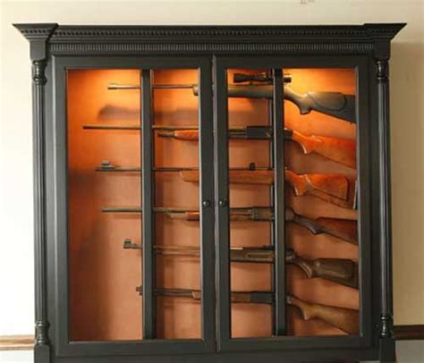 187 gun cabinet plans ple wood project plans for kids diy ideas
