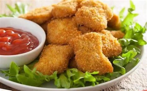 Resep nugget tempe dan sayur ini justru menyeimbangi adanya proses penggorengan pada saat membuatnya. Resep Nugget Ayam Sayur Sehat Praktis   Food