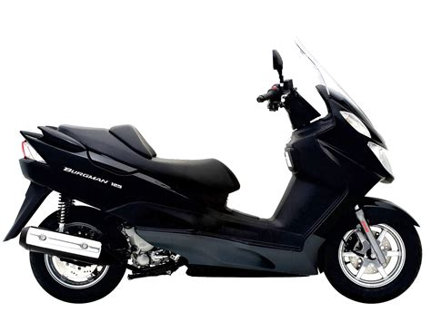Suzuki Burgman Scooter by 2005 Suzuki Burgman 125 Scooter Pictures