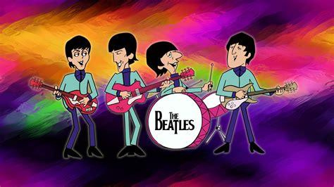 Beatles cartoon LTD