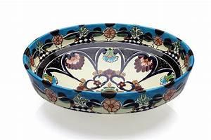 Bemalte Keramik Waschbecken : waschbecken aus mexiko designer vintage waschbecken ~ Markanthonyermac.com Haus und Dekorationen