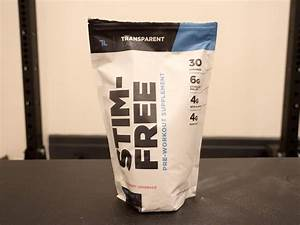 Transparent Labs Stim-free Pre-workout Review - Is Anything Missing