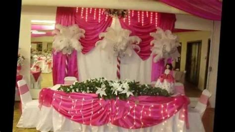 faos events decoraciones de mesas principales
