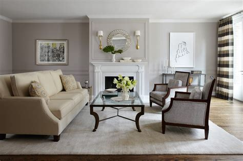 Sophisticated Chicago Townhome by City Townhome Traditional Living Room Chicago By