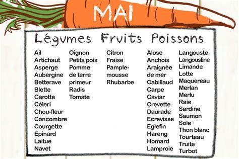 cuisiner du gingembre fruits et légumes de saison mois de mai manger