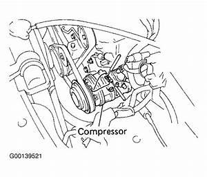28 2004 Toyota Corolla Serpentine Belt Diagram