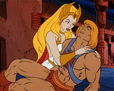 Psa Sunday He Man And She Ra Talk About Inappropriate Touching Collider