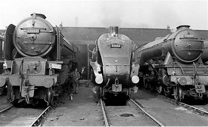 Roussel Bois Steam Locomotive Cross Peter Gay