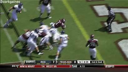 Money Celebration Texas Malena Touchdown College Manziel