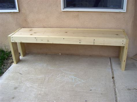 blog woods complete simple wood bench plans