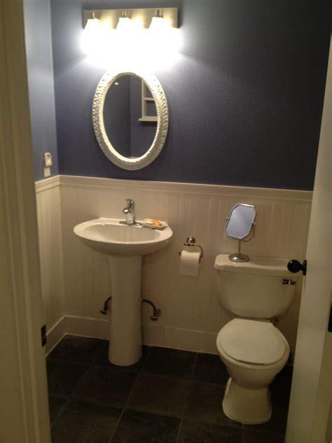 paint ideas bathroom two toned bathroom paint ideas home combo