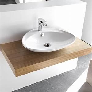 Konsole Für Waschbecken : art ceram waschtisch unterbau top 90x50x12 ~ Markanthonyermac.com Haus und Dekorationen