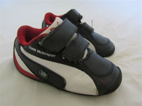 rare babytoddler bmw motorsport puma drift cat   shoes