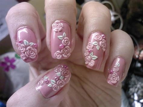 Nail Art Design : Diy 3d Nail Art Designs 2015 For Girls