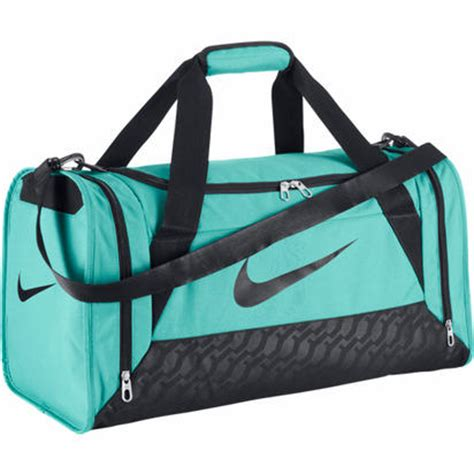 nike brasilia 6 duffel small light from sportchalet