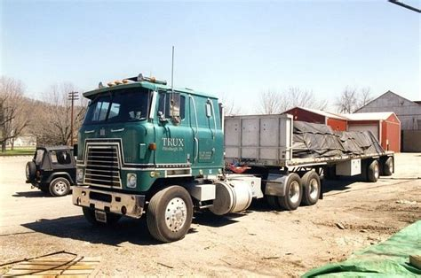 857 Best Cabover Trucks Images On Pinterest