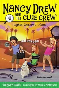 Lights, Camera . . . Cats! | Book by Carolyn Keene, Macky ...