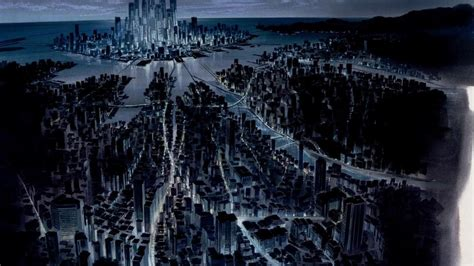 Ghost In The Shell Anime Wallpaper - anime ghost in the shell cityscape wallpapers hd