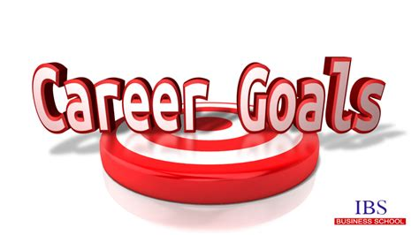 Exles Of Career Goals outline your career goals