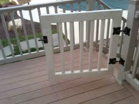 Deck Gates Lowes gate kits for vinyl deck and porch railing