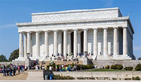 Lincoln Memorial Statue In Washington Dc Thousand