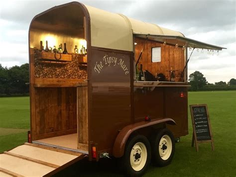 Catering trailer Mobile Bar   Second Hand Catering