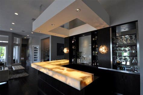 15 High End Modern Home Bar Designs For Your New Home Br