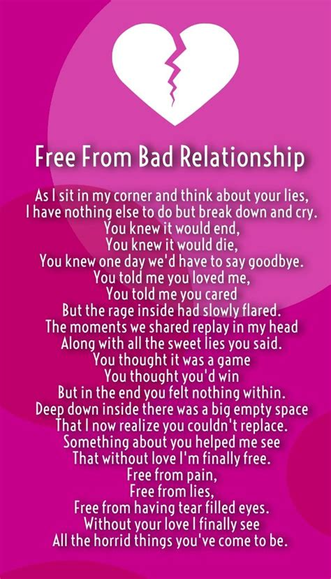 unhealthy relationship poems  love love quotes