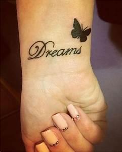 Tatouage Femme Poignet : tatouage poignet femme papillon acidcruetattoo ~ Melissatoandfro.com Idées de Décoration
