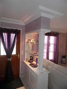 Modele De Salon : decor de salon maison new beautiful modele de decoration ~ Premium-room.com Idées de Décoration