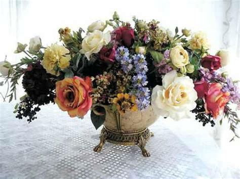 terrific flower centerpieces for dining table decorating dining table the best artificial floral arrangements for