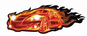 Flame car vector Vector | Free Download