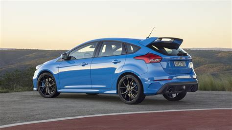 Ford Focus 2016 Review by 2016 Ford Focus Rs Review Photos Caradvice