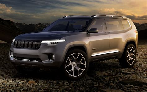 jeep yuntu concept wallpapers  hd images car pixel