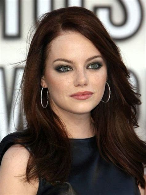 dark red hair color ideas sultry showstopping styles