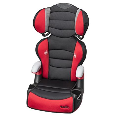 evenflo booster high back car seat denver child kid