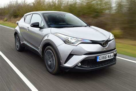 Toyota Chr Review  Pictures  Auto Express