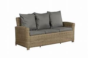3 Er Sofa : clp 3er sofa fisolo 5mm rundrattan 521 10 loraville ~ Whattoseeinmadrid.com Haus und Dekorationen